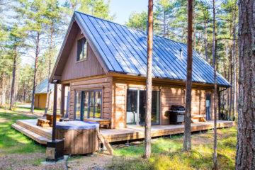 Palkmaja Lääne-Eestis (2)